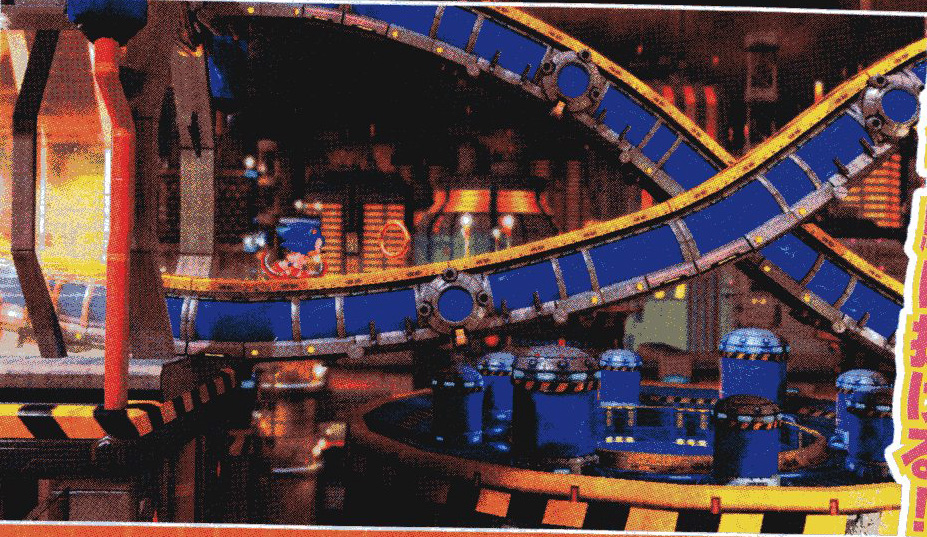 Famitsu Grants First Look at Chemical Plant, Metal Sonic in