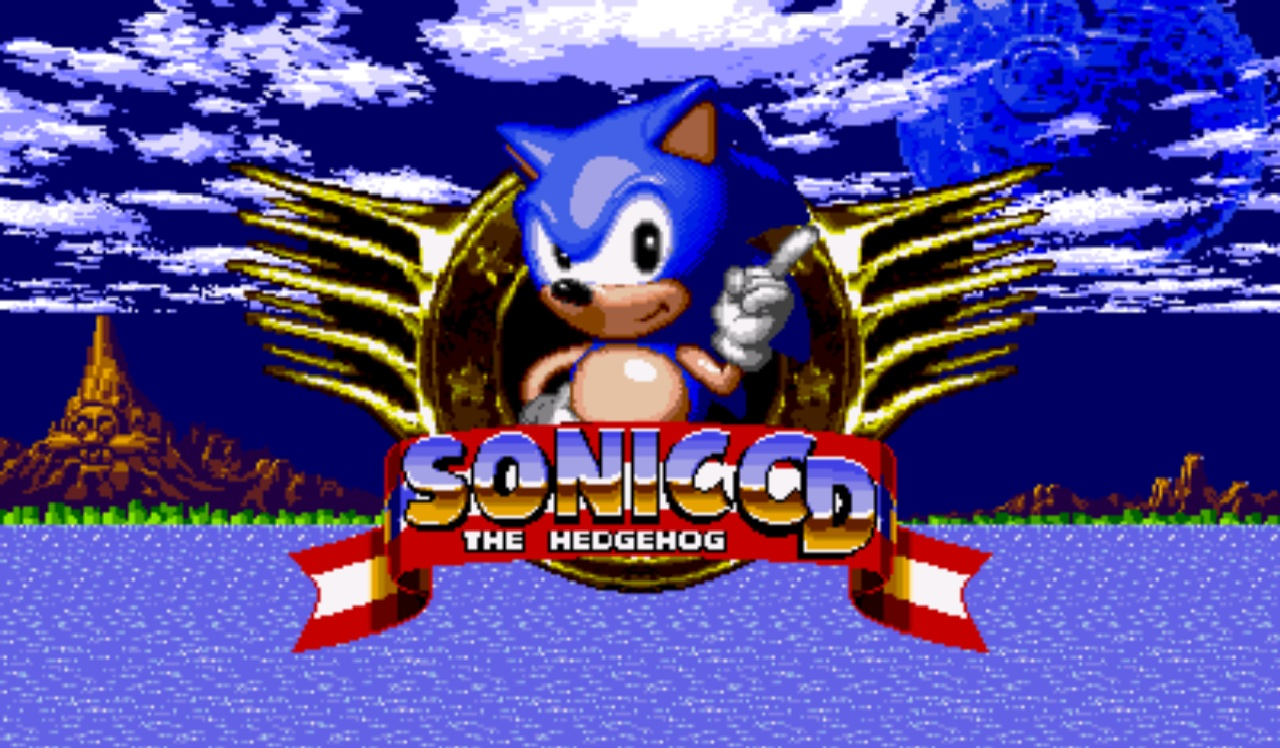 Sonic Cd Is Psns Top Dowloaded Game For December 2011 Sonic Retro