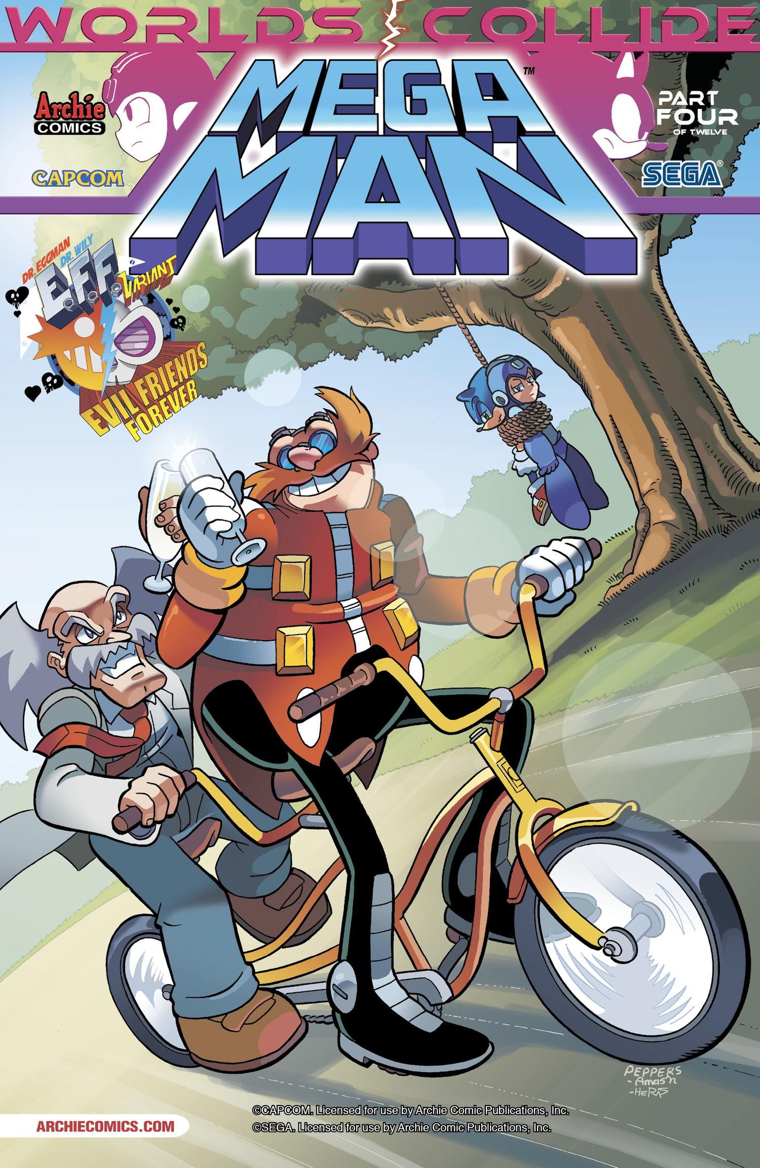humble archie comics bundle includes all of sonic mega man worlds