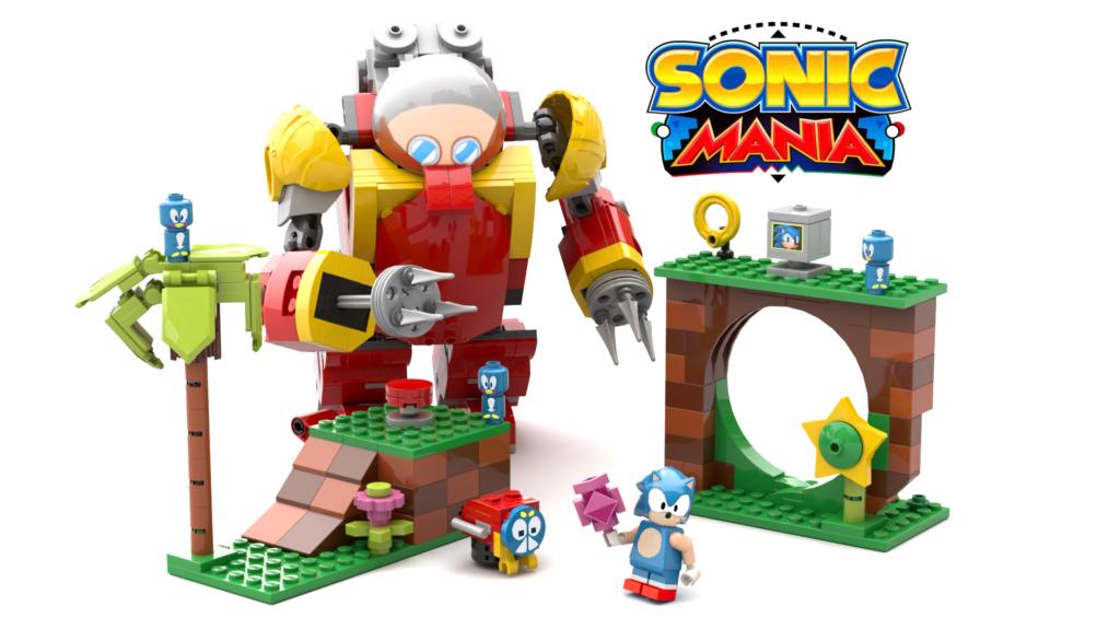 Sonic Mania Archives - Sonic Retro