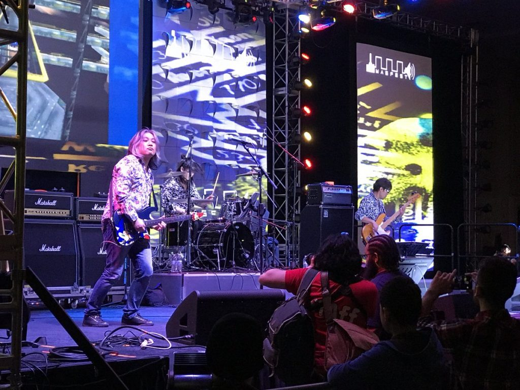 Photo from 2018's Sonic Adventure Music Experience at MAGFest