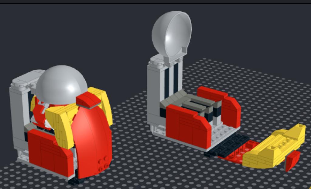 Retro Spotlight The Sonic Mania Lego Project Sonic Retro